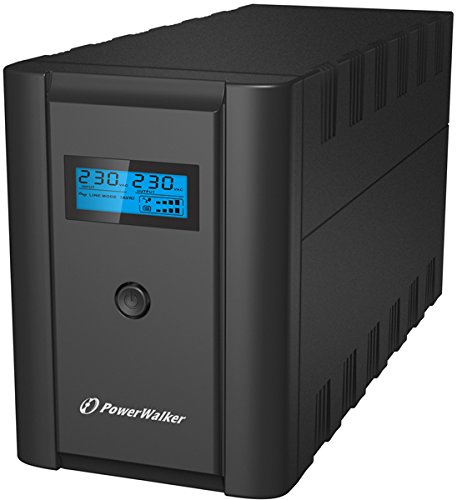 4 opinioni per BlueWalker VI 2200 LCD/IEC Line-Interactive 2200VA 6AC outlet(s) Mini tower