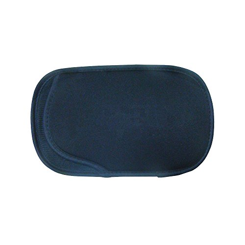 - OSTENT Protector Soft Pouch Case Bag + Strap Compatible for Sony PSP GO N1000