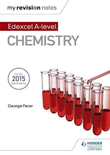 buy my revision notes edexcel a level chemistry book online at low rh amazon in KS4 GCSE Chemistry Revision A Level Chemistry Revision