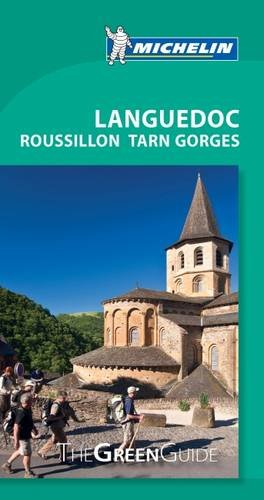 Michelin Green Guide Languedoc Roussillon Tarn Gorges