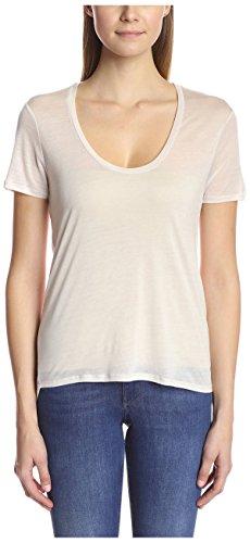 Price comparison product image C&C California Women's Nivea Scoop Tee,  White,  S