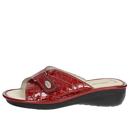 SANYCOM 1025 Clogs Women Red