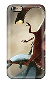 Forever Collectibles Dragon Fantasy Abstract Fantasy Hard Snap-on Iphone 6 Case