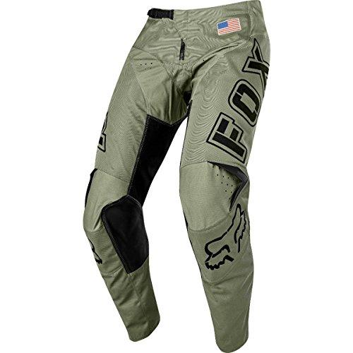 Green Motorcycle Pants - 3