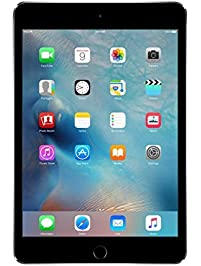 Apple iPad Mini 4 16gb Space Gray (Renewed)
