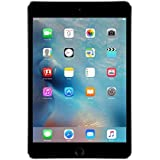 Apple iPad mini 4 (128GB, Wi-Fi, Space Gray) (Certified Refurbished)