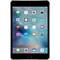 Apple iPad Mini 4 - 16GB Wifi - Gray (Certified Refurbished)