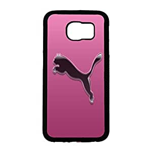 New Style Puma Phone Case Cover For Samsung Galaxy s6 Puma Luxury Pattern