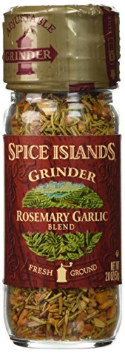 Spice Island S I Rosemary Garlic Grind 2 OZ by Island -