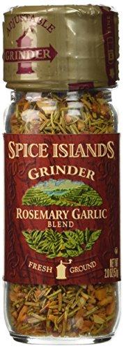 Spice Island S I Rosemary Garlic Grind 2 OZ by Island Spice by Spice Island