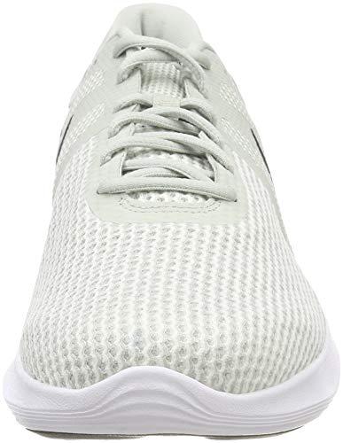 Sail NIKE Mehrfarbig Herren 019 Light EU Sneakers Black White Revolution 4 Silver nzfwqrfBx
