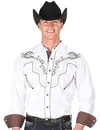 Charra Shirt L/Sleeve (Spcls) El General 65% Polyester 35% Cotton