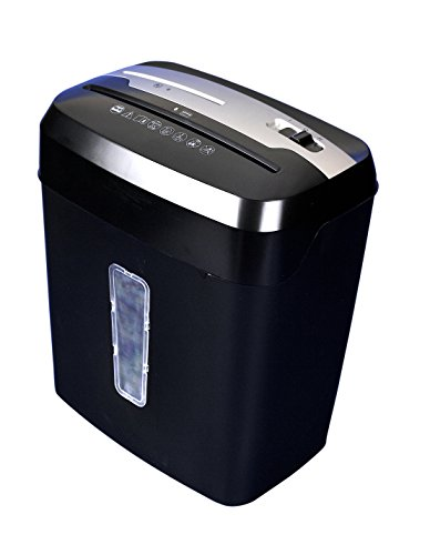 Review Of Aegis TM-400CC 10 Sheet Cross Cut Paper Shredder