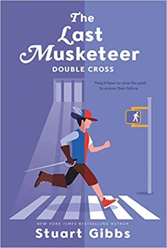 Double Cross The Last Musketeer #3
