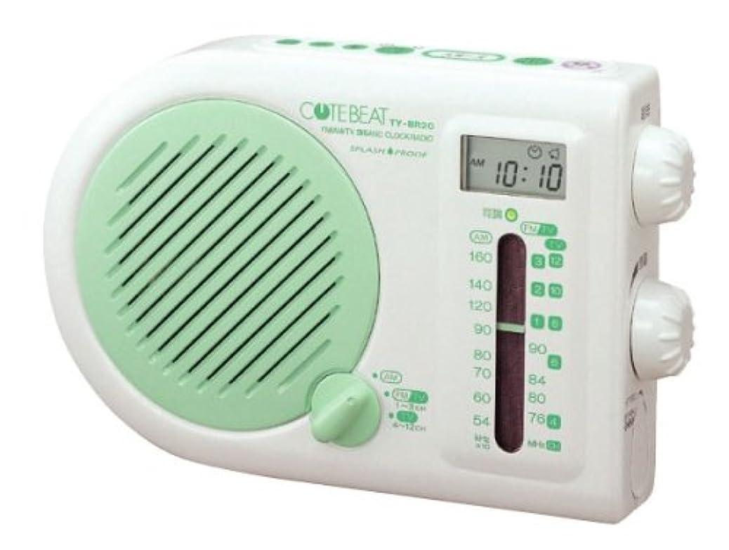 ドレイン法律によりデコードするiPodで目覚める生活! 全米で大ヒット!! AM/FMラジオ?アラームクロックがひとつに「ラジクロ」【CEC SCD-1501i】ホワイト