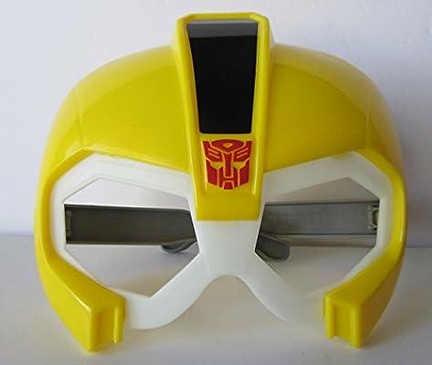 Transformers Bumblebee Mask #2 McDonalds 2017