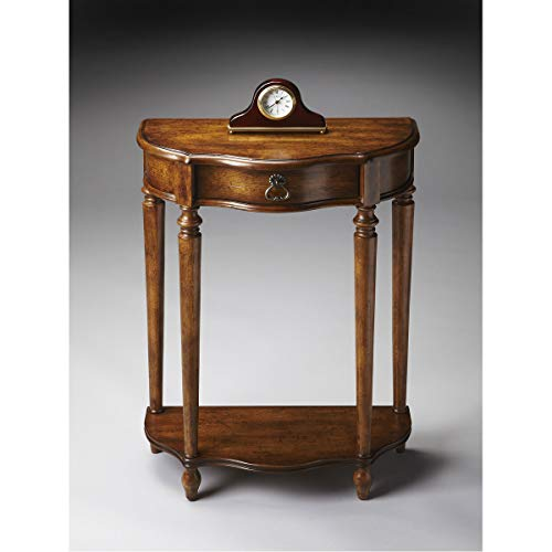 BUTLER ASHBY DARK TOFFEE CONSOLE TABLE