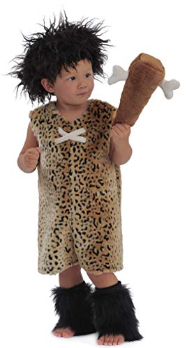 Princess Paradise Baby Cavebaby Boy Deluxe Costume, As As Shown, 18M/2T -