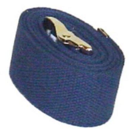 Gait Transfer Belt Cotton Waist Blue 40'' by Kinsman, Enterprises, Inc, Each 80353