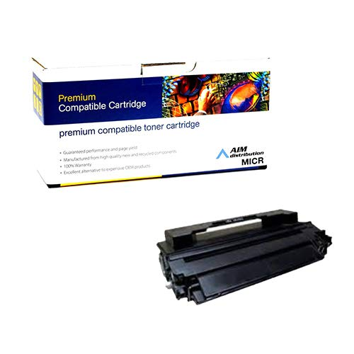 (AIM Compatible MICR Replacement for Xerox DocuPrint P12 Print Cartridge (6000 Page Yield) (13R548) - Generic)
