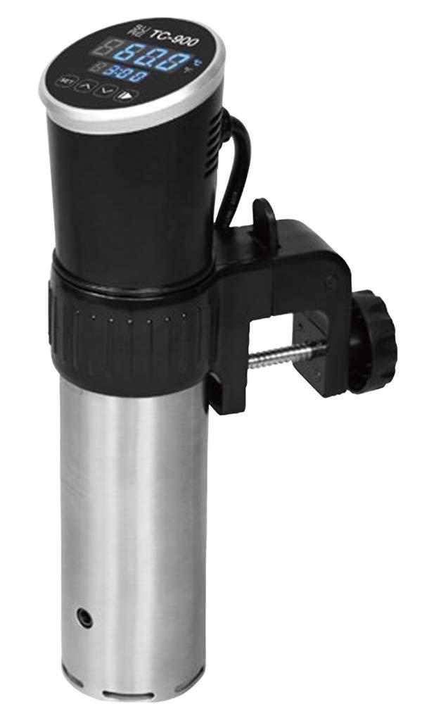低温調理器 TC-900 [ 85 x 165 x H320mm ] 【 厨房機器 】 |洋食 和食 便利 栄養 キッチン 厨房   B07S349Z7K