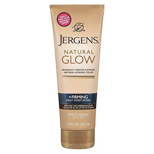 Jergens Nat Glow Firm Moi Med 7.5