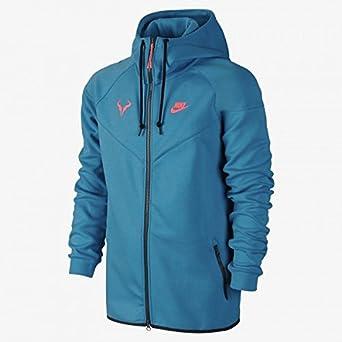 1ad3c450d65f Nike - Nike Premier Rafa Windrunner men s tennis jacket (blue) - M ...