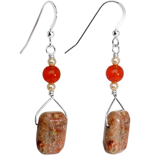 Jasper Earrings - 3
