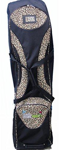 Birdie Babe Ladies Leopard Golf Club Bag Travel Cover by Birdie Babe
