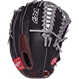 "Rawlings R9 Baseball 12 3/4"" R96019BSGFS-3/0 Gloves, Right Hand Throw"