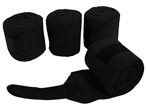 Derby Originals Horse Polo Wraps Set of 4 Select from 6 Colors by Derby Originals (Image #1)