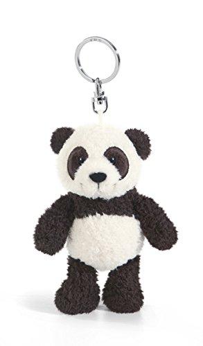 NICI- Panda Yaa Boo Llavero BB, 10 cm (41078.0)