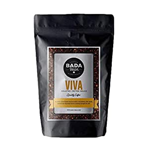 Bada Bean Coffee, Viva, Roasted Beans. Fresh Roasted Daily. Award Winning Speciality Coffee Beans. 500g (Whole Beans)