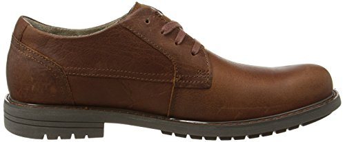 Caterpillar Cason, Scarpe Basse Uomo Marrone (Mens Ginger Bread Mens Ginger Bread)