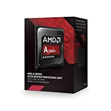 Amd A8 7650k 3.8 Ghz Black 95w Skt fm2+ 4mb quiet cooler pib