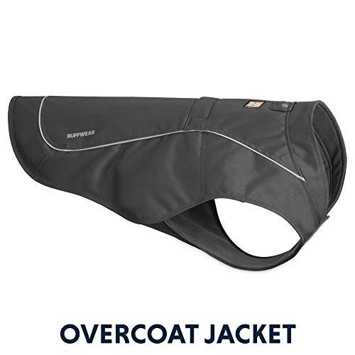 RUFFWEAR - Overcoat Fleece Lined Water Resistant Cold Weather Jacket for Dogs, Twilight Gray, Small by RUFFWEAR (Image #10)