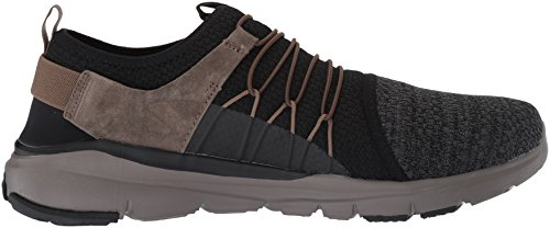 Skechers Mens Sneaker Fit Relaxed-soven-lorado Nera