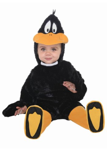 Daffy Duck Costume - Baby 12-18 -