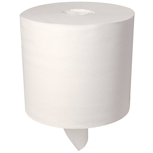 Georgia Pacific Sofpull 28143 High Capacity Premium Centerpull Paper Towels, White, Poly-bag Protected (1 Individual Roll of ()