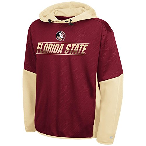- Colosseum Youth FSU Florida State University Hoodie Pullover Performance Fleece (X-Small)