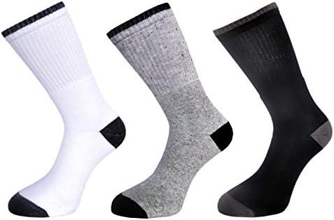 e4e843a5b VaCalvers Men s Cotton Ankle Length Socks Combo (Multicolour