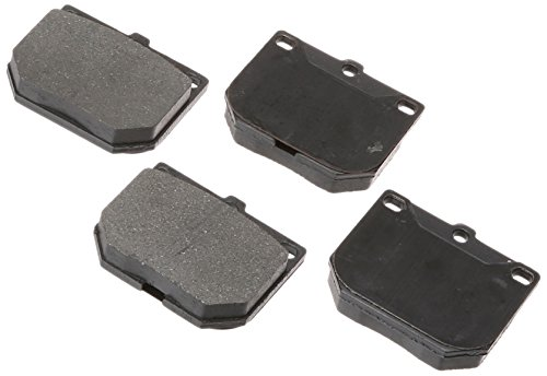 Centric Parts 102.01140 102 Series Semi Metallic Standard Brake Pad (Pickup Brake Centric)