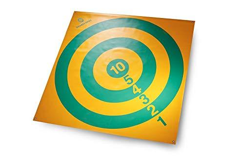 Drakes Pride Set of 12 Target Bowls Diamond Mats (4 x 4 feet)