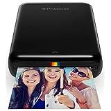 Polaroid ZIP Impresora de fotografías (Negro) con tecnología de impresión Zink Zero Ink