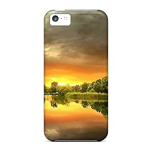 meilz aiaiHot New Sunset Over The Lake Cases Covers For iphone 6 4.7 inch With Perfect Designmeilz aiai