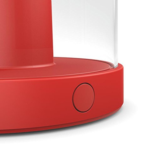Philips MyGarden Abelia Farol LED portátil, 3 W, Rojo: Amazon.es: Iluminación