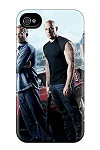 Slim Fit Tpu Protector Shock Absorbent Bumper Fast And Furious 6 2013 Case For Iphone 4/4s by lolosakes