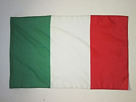 BANNER 2x3 ft light polyester ITALY FLAG 2/' x 3/' ITALIAN FLAGS 90 x 60 cm