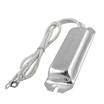eDealMax Tipo de Barco Carcasa de aluminio Shell 60W ...