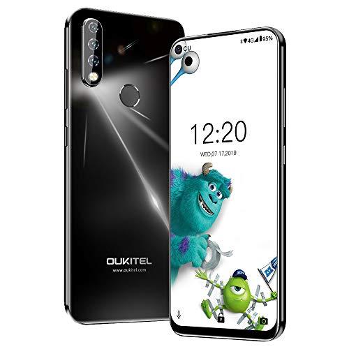 Unlocked Cell Phone, OUKITEL C17 Pro 64GB+4GB Unlocked Phones 13+5MP Triple-Lens Camera Unlocked Smartphone 6.35 inch…